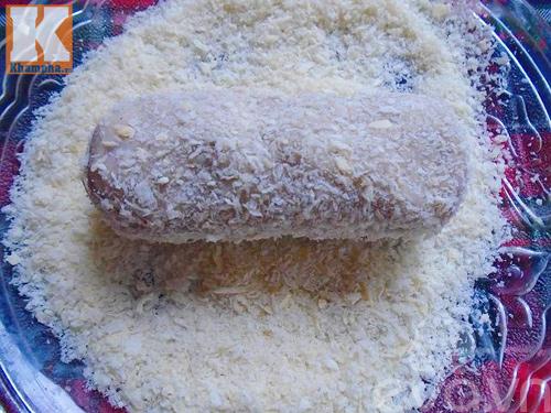 bánh khoai môn lệ phố chiên giòn 7